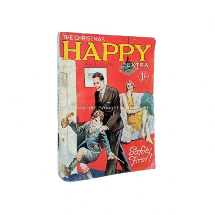 The Happy Christmas Extra 1928 Richmal Crompton Thomas Henry 1928.